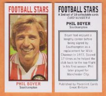 Southampton Phil Boyer